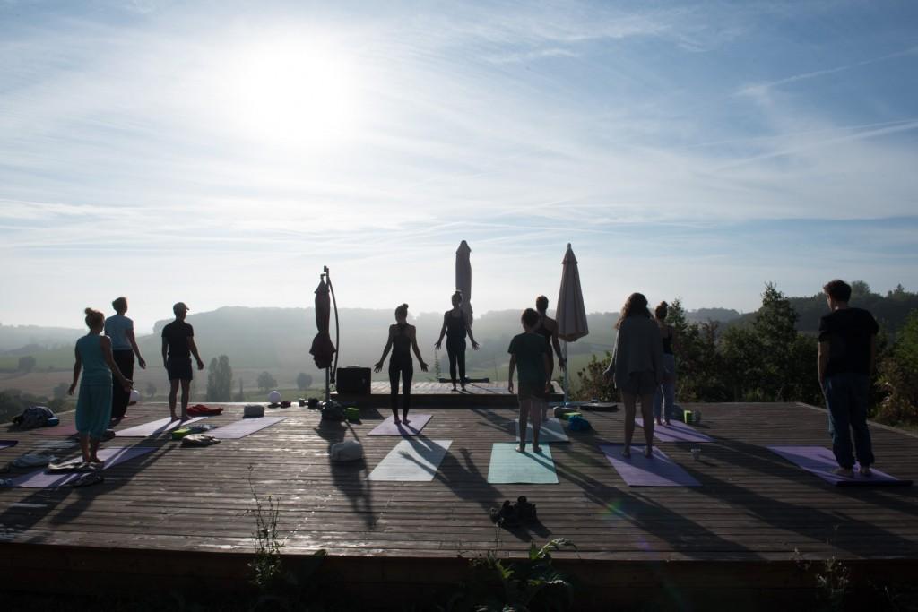 Hochzeitsfotos von Chez Zen • Retreat