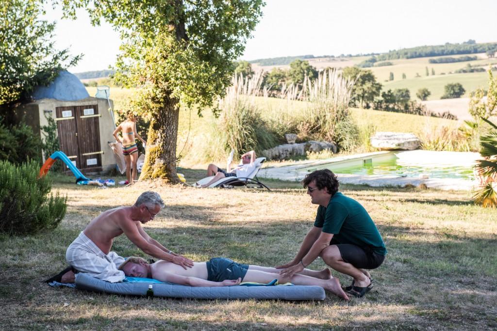 Hochzeitsfotos von Chez Zen / Retreatort Südfrankreich