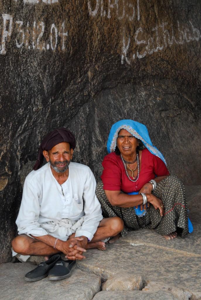 Hochzeitsfotos von Indien