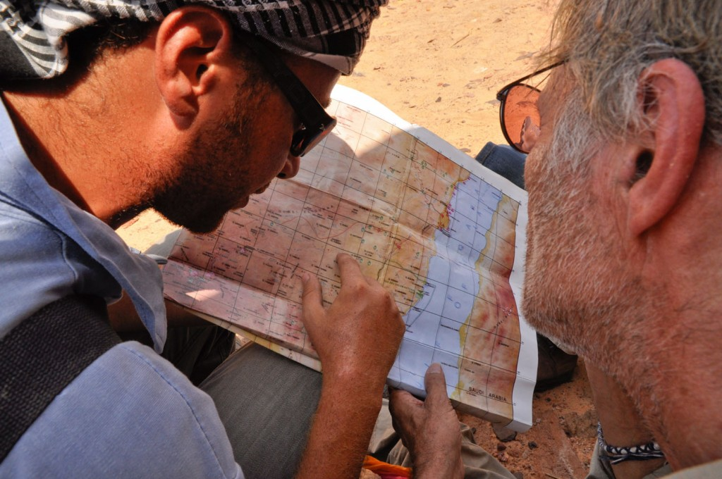 Hochzeitsfotos von Die Wüste Sinai • Ägypten